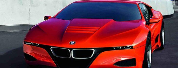 Hybrid Supercar BMW